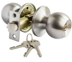 locksmith manchester locking knob set